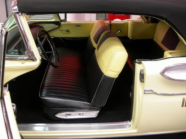 1957 Mercury Turnpike Pace Car Sl521024