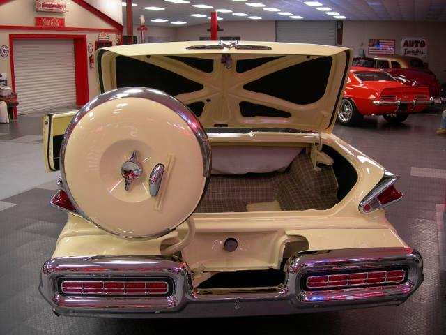 1957 Mercury Turnpike Pace Car Sl521028