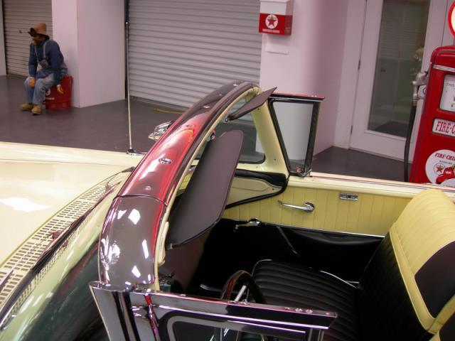 1957 Mercury Turnpike Pace Car Sl521029