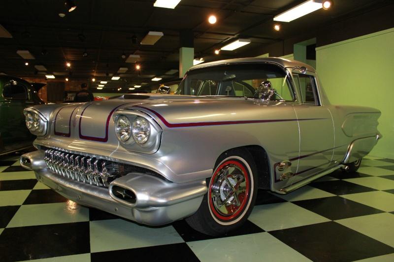 Pontiac 1955 - 1958 custom & mild custom Sq10