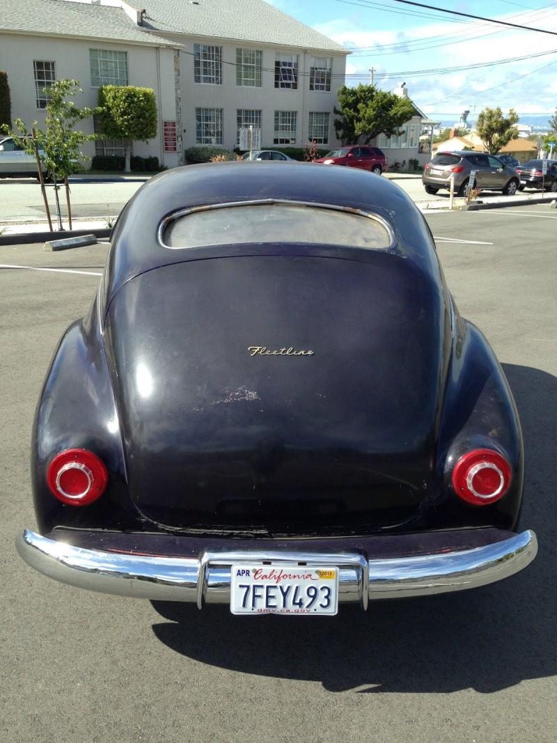 Chevrolet 1946 - 48 custom & mild custom - Page 2 Sqdqsd16