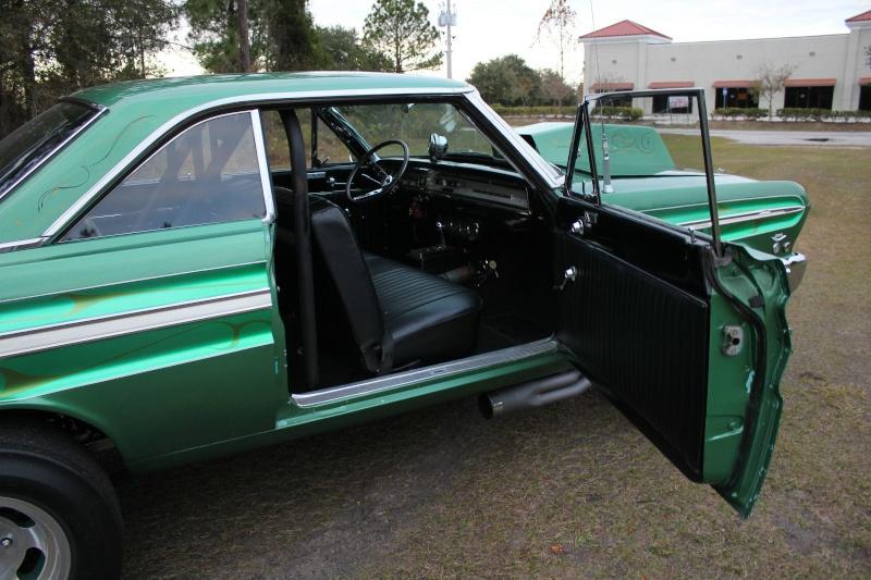 1960's Ford & Mercury gasser Sqqs10