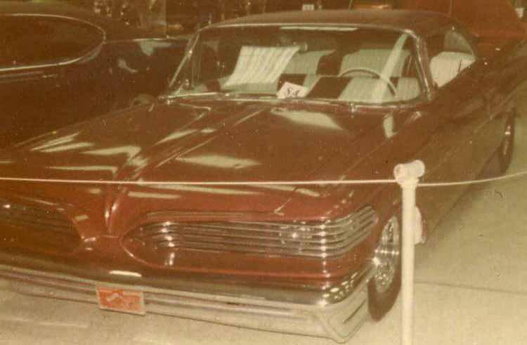 Pontiac 1959 - 62 custom & mild custom Star0110