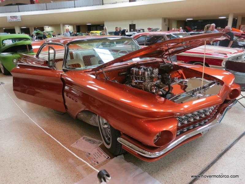 Buick 1959 - 1960 custom & mild custom Starbi11