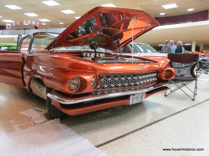 Buick 1959 - 1960 custom & mild custom Starbi12