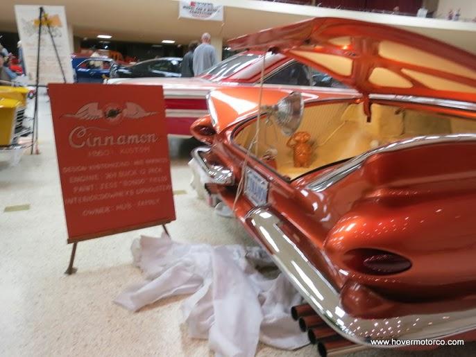 1960 Buick - Cinnamon -  Starbi16