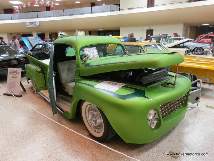 Ford¨Pick up 1948 - 1951 custom & mild custom Starbi17