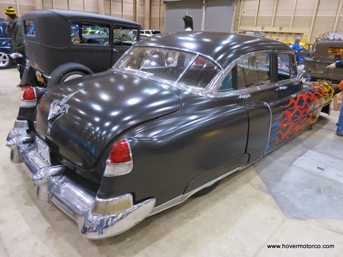 Cadillac 1948 - 1953 custom & mild custom - Page 2 Starbi40
