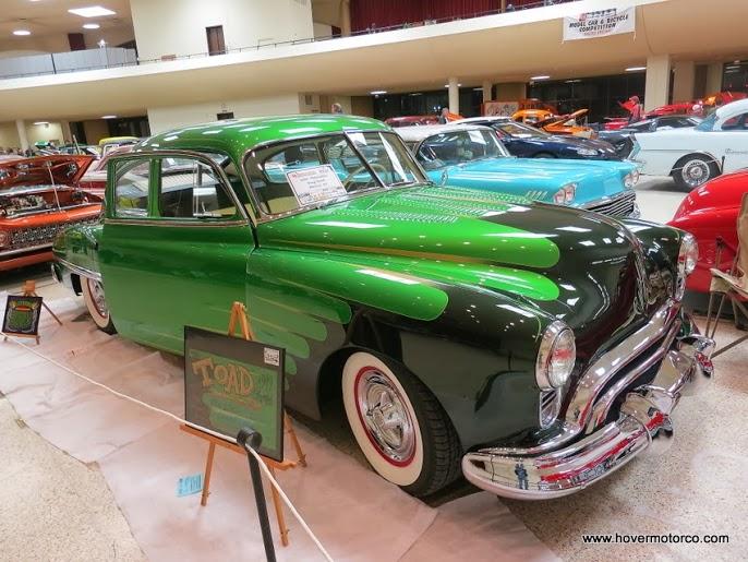 Oldsmobile 1948 - 1954 custom & mild custom - Page 4 Starbi43