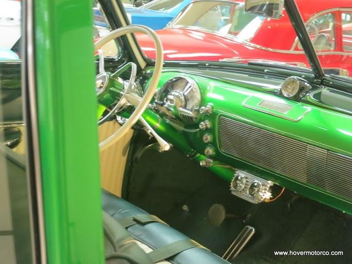 Oldsmobile 1948 - 1954 custom & mild custom - Page 4 Starbi45