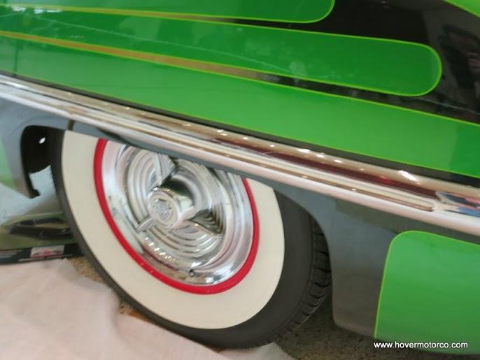 Oldsmobile 1948 - 1954 custom & mild custom - Page 4 Starbi46