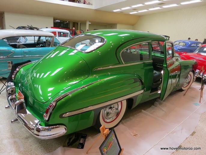 Oldsmobile 1948 - 1954 custom & mild custom - Page 4 Starbi47
