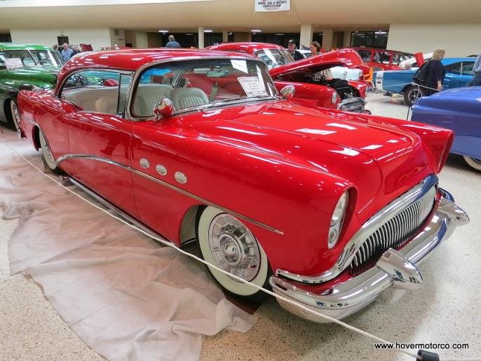 Buick 1950 -  1954 custom and mild custom galerie - Page 3 Starbi49
