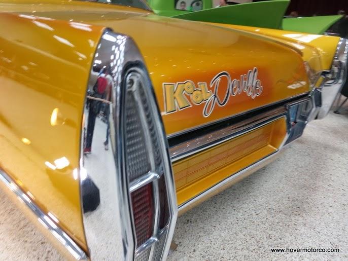Cadillac 1961 - 1968 Custom & mild custom - Page 2 Starbi54
