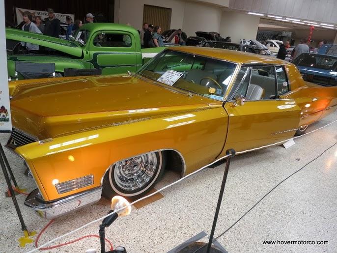 Cadillac 1961 - 1968 Custom & mild custom - Page 2 Starbi56