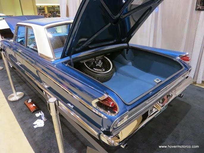 Ford 1961 - 1964 custom and mild custom Starbi57