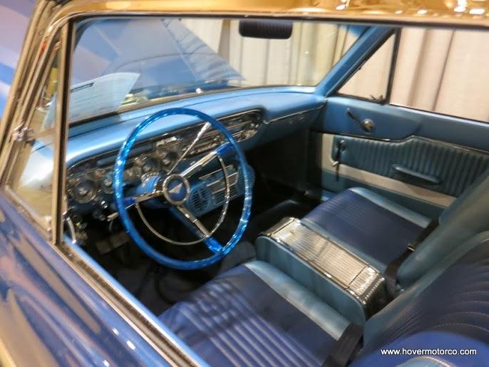 Ford 1961 - 1964 custom and mild custom Starbi58