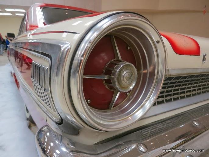 Ford 1961 - 1964 custom and mild custom Starbi61