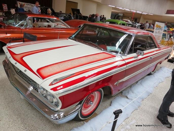 Ford 1961 - 1964 custom and mild custom Starbi62