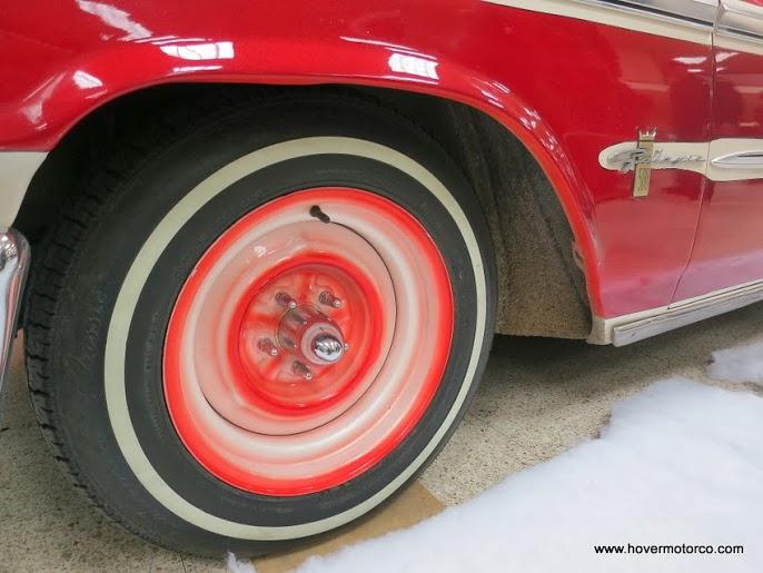 Ford 1961 - 1964 custom and mild custom Starbi64