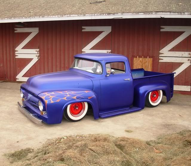 Ford Pick Up 1953 - 1956 custom & mild custom - Page 2 Steve-10