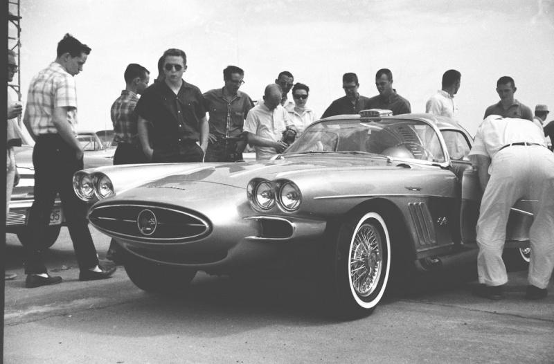 1958 Chevrolet Corvette XP-700 Stutt_10