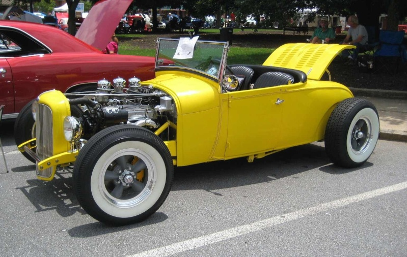 1928 - 29 Ford  hot rod - Page 4 Szresz10