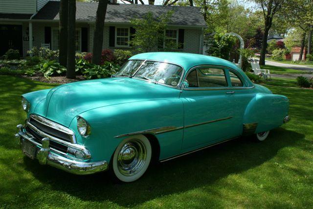 Chevy 1949 - 1952 customs & mild customs galerie - Page 5 T2ec1100