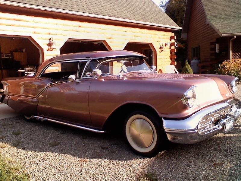 Oldsmobile 1955 - 1956 - 1957 custom & mild custom T2ec1108