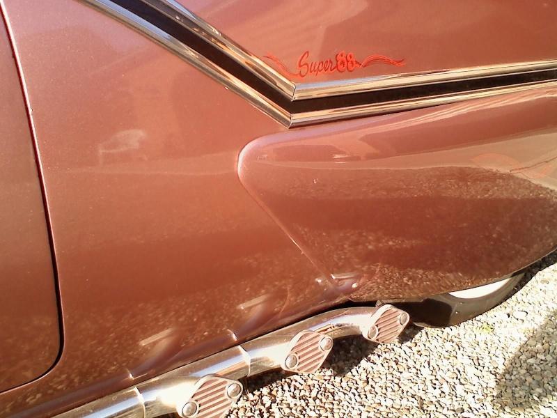 Oldsmobile 1955 - 1956 - 1957 custom & mild custom T2ec1110