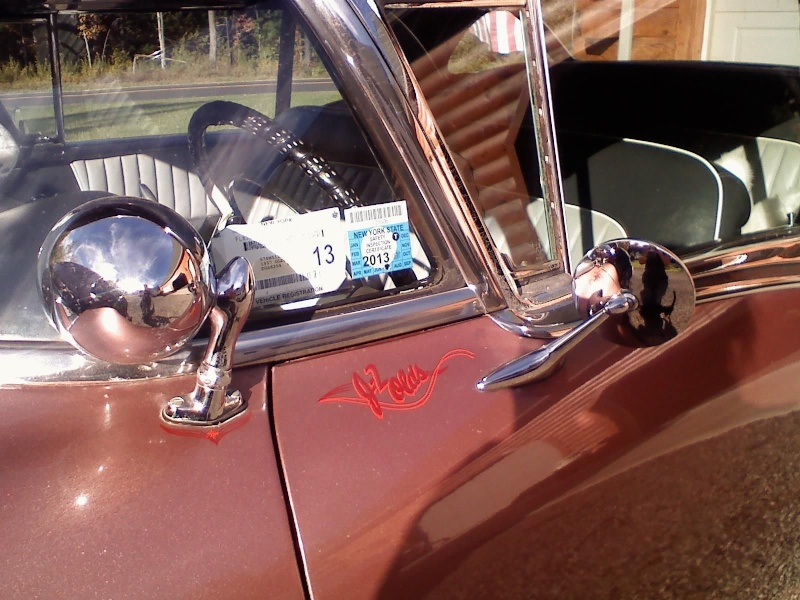 Oldsmobile 1955 - 1956 - 1957 custom & mild custom T2ec1112