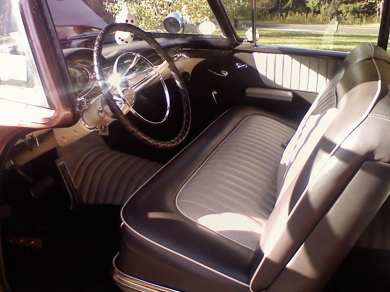 Oldsmobile 1955 - 1956 - 1957 custom & mild custom T2ec1114
