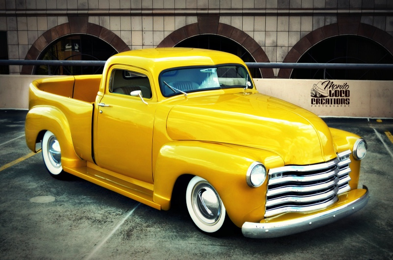 Chevy Pick up 1947 - 1954 custom & mild custom - Page 2 T2ec1149