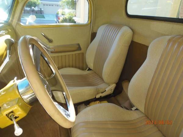 Chevy Pick up 1947 - 1954 custom & mild custom - Page 3 T2ec1151