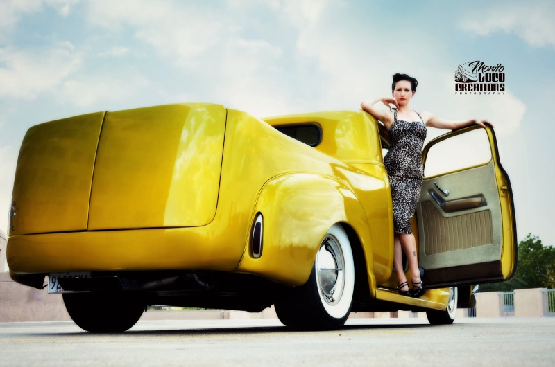 Chevy Pick up 1947 - 1954 custom & mild custom - Page 3 T2ec1154
