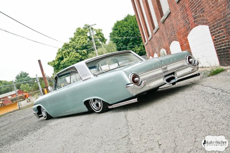 Ford 1961 - 1964 custom and mild custom T2ec1211