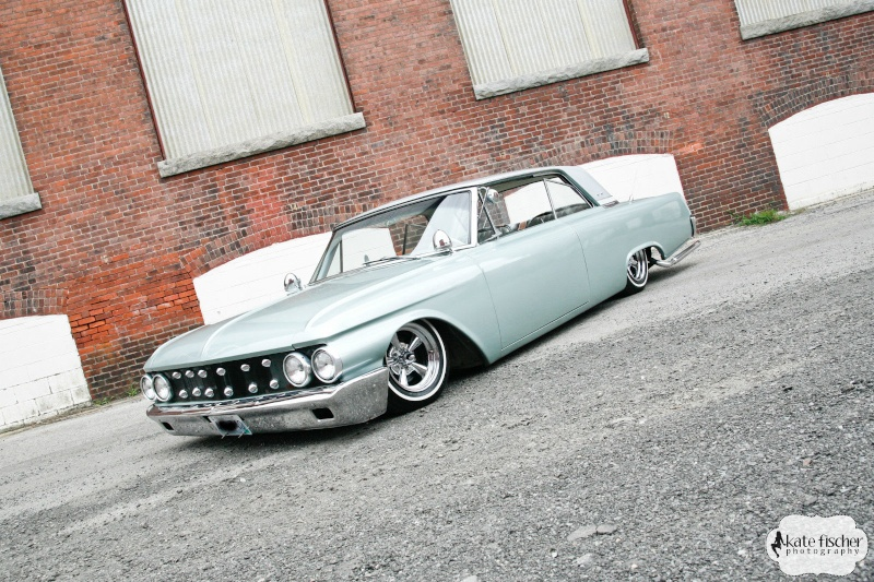 Ford 1961 - 1964 custom and mild custom T2ec1214