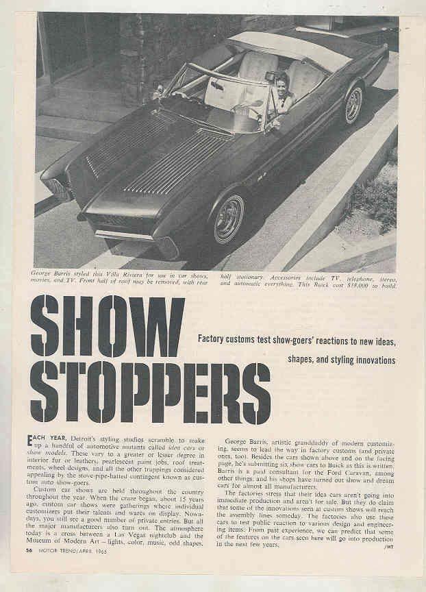 1963 Buick Riviera - Villa Riviera - George Barris T2ec1279