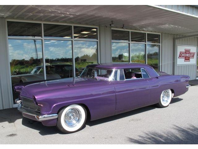 Lincoln Continental 1956 - 1957 custom & mild custom T2ec1284