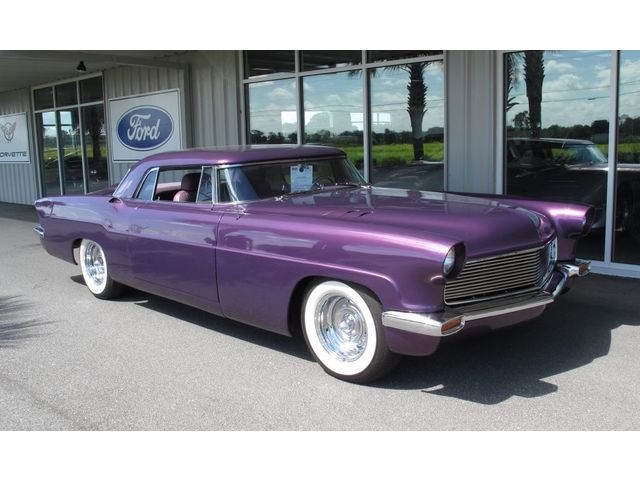 Lincoln Continental 1956 - 1957 custom & mild custom T2ec1286