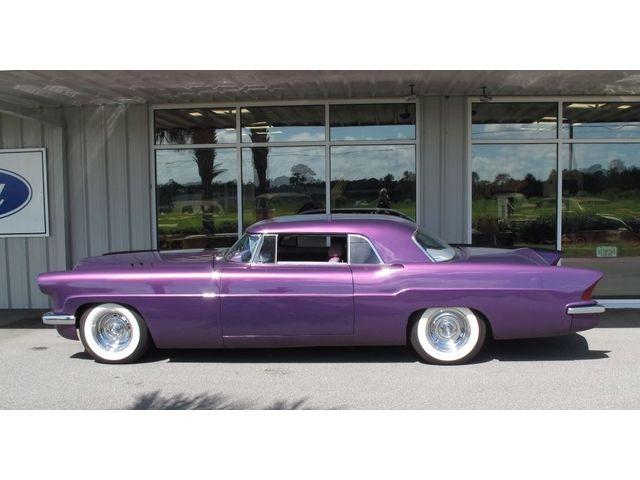 Lincoln Continental 1956 - 1957 custom & mild custom T2ec1287