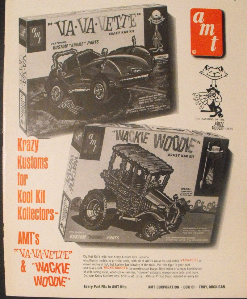Vintage model kit ad - publicité T2ec1296