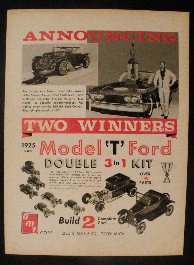 Vintage model kit ad - publicité T2ec1297