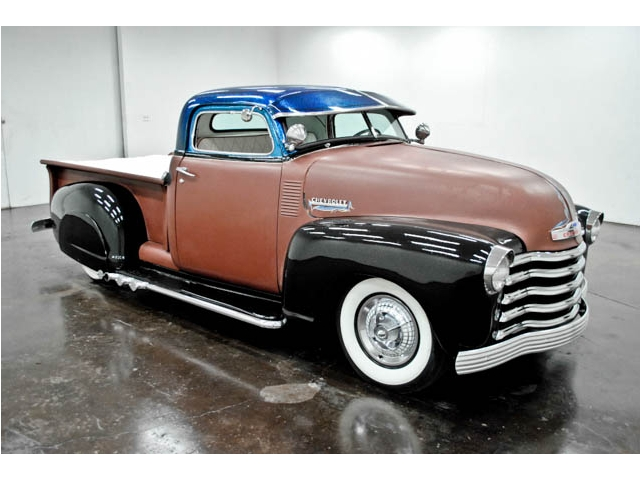 Chevy Pick up 1947 - 1954 custom & mild custom - Page 2 T2ec1614