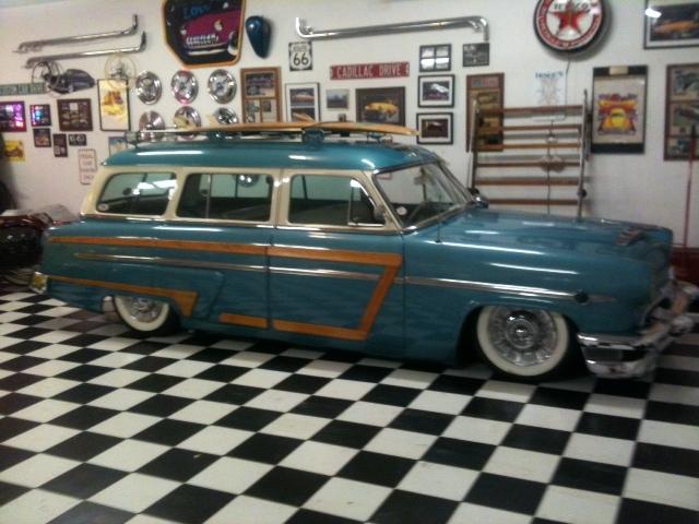 Mercury 1952 - 54 custom & mild custom T2ec1647