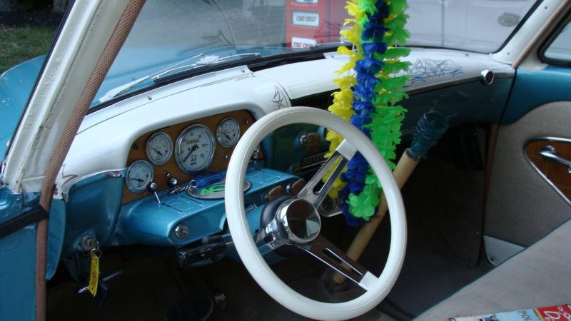 Mercury 1952 - 54 custom & mild custom T2ec1650