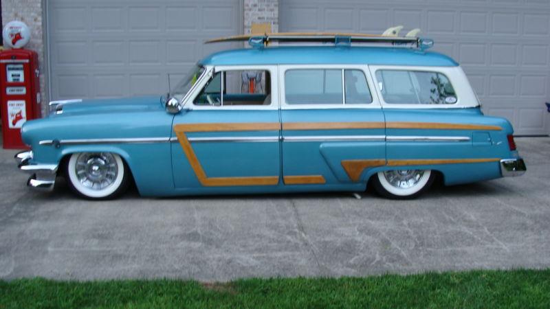 Mercury 1952 - 54 custom & mild custom T2ec1652