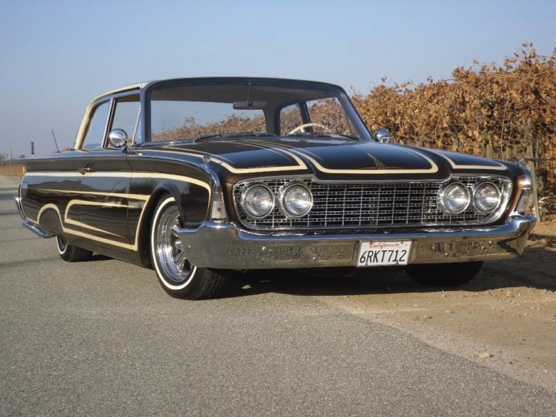 Ford 1960 custom & mild custom T2ec1657