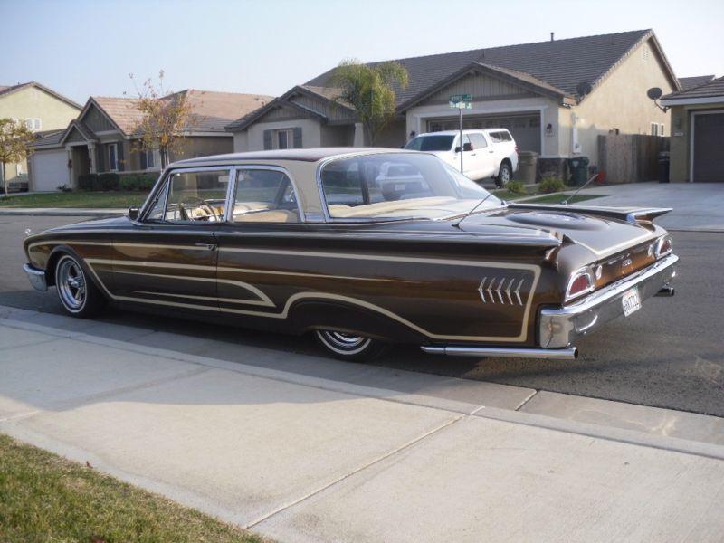 Ford 1960 custom & mild custom T2ec1658