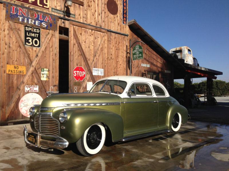 Chevy 1940 - 45 custom & mild custom T2ec1667